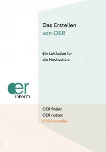 Voransicht des Leitfadens von Elisa Kirchgässner: Das Erstellen von OER